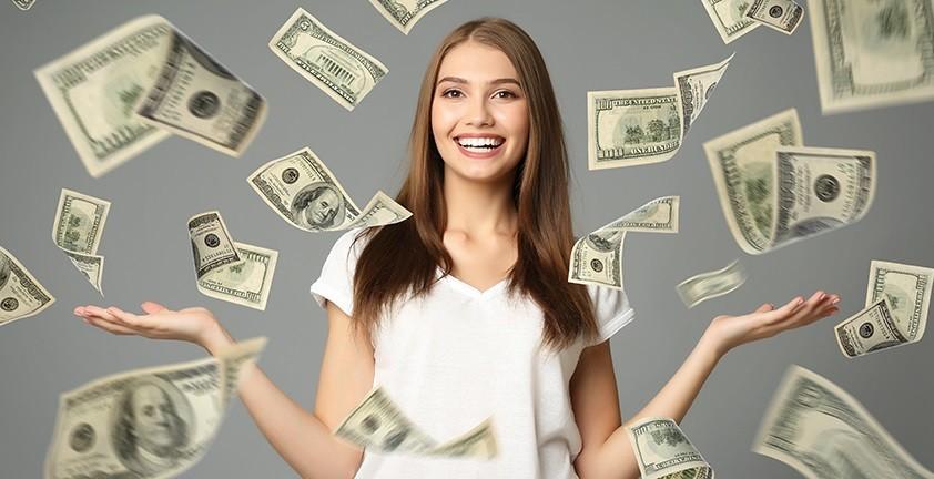 Чем пахнут «женские деньги» | Журнал